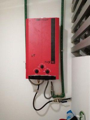 Instalación de calentadores de agua en Veracruz.
