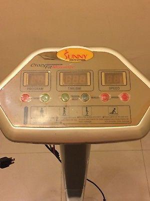 Máquina para hacer ejercicio Crazy Fit