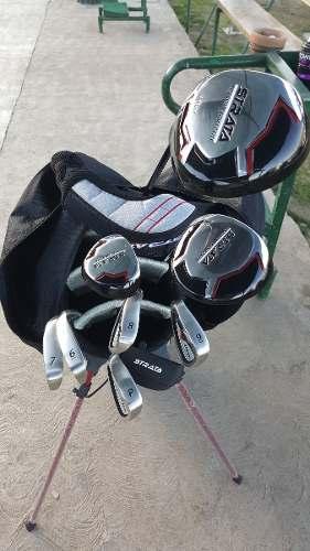Set Palos Golf Callaway Strata (12 Piezas) Zurdo