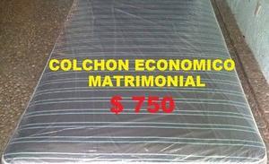 """COLCHONES """" LA BODEGUITA """" precios de fabrica desde"""