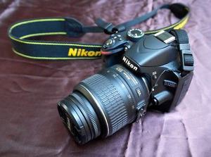 Cámara Digital Réflex Nikon D