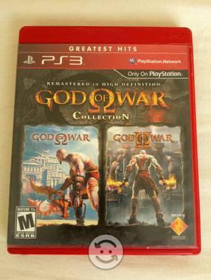 God of War (Collection) de PS3 a buen precio