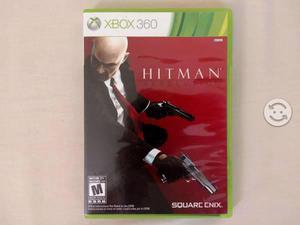 Hitman para Xbox 360 como nuevo