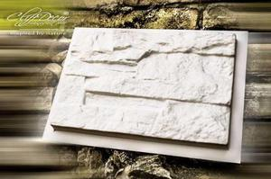 Kit De 2 Moldes Pared De Diseño Estilo Piedra Cultivada