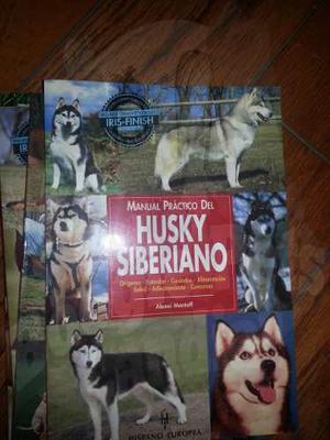 Libro Husky Siberiano Ed Hispano Europea Au1