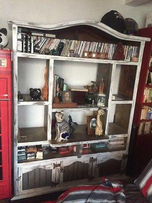 Mueble para tv. rústico
