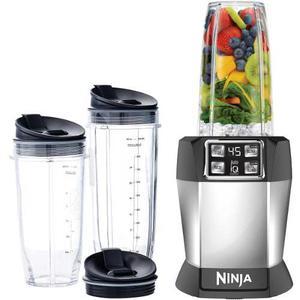 Nutri Ninja Auto Iq Digital  Watts Envio Gratis Y 12 Msi