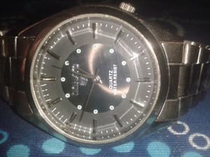 Reloj Nuevo Marca Donato 6 Metros Prueba Agua