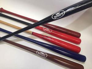 Bat De Beisbol Madera Maple Premium Calidad Grandes Ligas