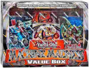 Yu- Gi- Oh Tcg: Machine Madness Value Box Structure Decks