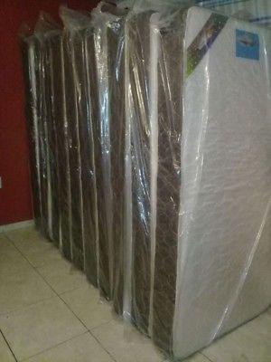 colchones individuales 100% hule espuma DE ALTA CALIDAD