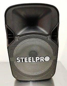 Bocina Amplificada Steelpro modelo BT10 - Remates Increibles
