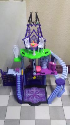 Castillo grande casa de las monster high casa de muñecas