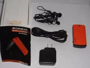 Celular Zonda Zmem- TELCEL Nuevo Cámara digital VGA