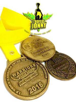 Medalla Personalizada Lote