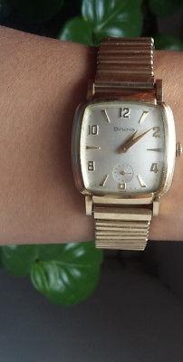 Reloj Bulova de cuerda