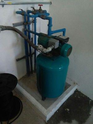 Reparación de hidroneumáticos y bombas