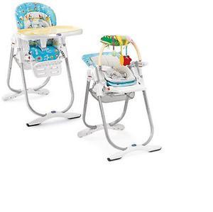 Silla para bebe evolutiva Polly Magic marca Chicco 3 en 1
