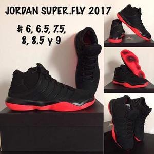 Tenis Jordan Súper.fly