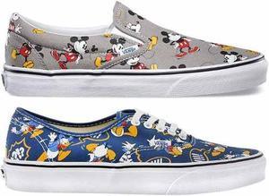 Tenis Vans Disney Mickey Mouse / Donald Duck