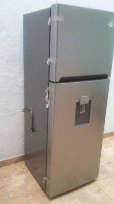 Vendo refrigerador nuevo. Gustavo. A Madero. Col. Bondojito.
