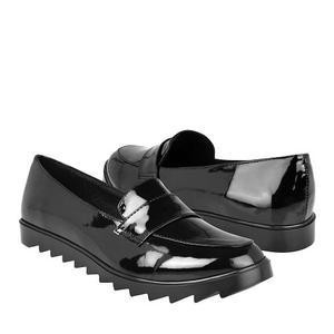 Zapatos Stylo 980 Charol Negro