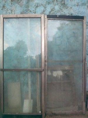 Venta de 4 puertas usadas sin marco posot class Puertas metalicas usadas