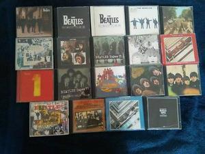 Vendo colección de 19 álbumes de The Beatles