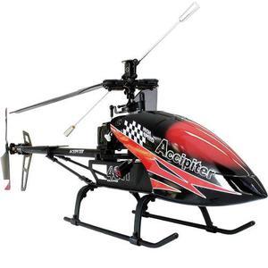 Helicóptero Rc Fxch 60cm De Largo Mygeektoy