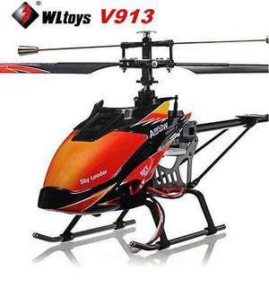 Helicóptero Rc Vch 70cm De Largo Mygeektoy