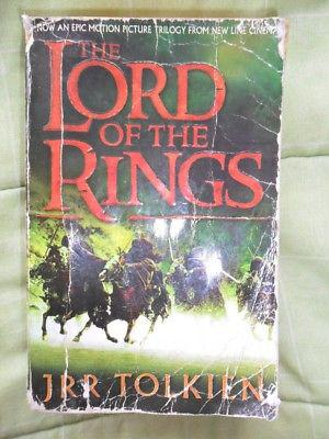 Libro The Lord of the Rings (El señor de los anillos)
