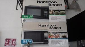 Microondas Hamilton Beach nuevos