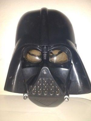 Máscara Plástica Darth Vader