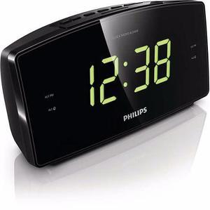 Despertador Philips Aj Alarma Dual Suave Radio Fm