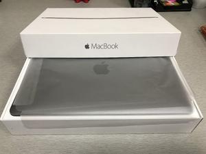 Macbook 12 Retina gb Core M En Caja