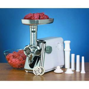 Molino De Carne Electrico Pica Hasta 1 Kilo X Minuto