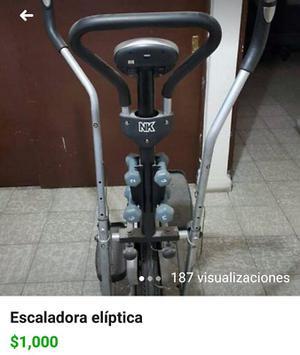 Venta de aparatos de ejercicios