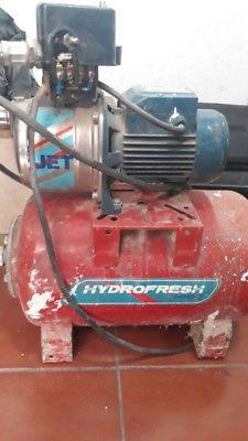 Hidroneumatico Y Cisterna Posot Class
