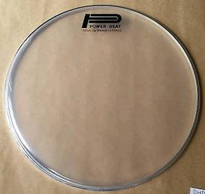 Parche para bateria marca power beat 16""