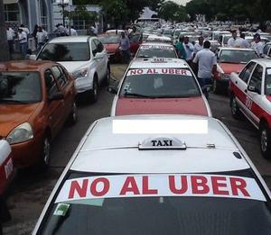 Placas de Taxi, ruta Xalapa