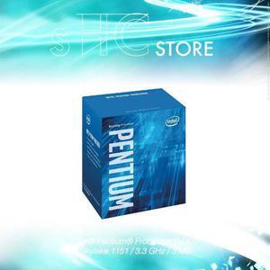 Procesador Intel Pentium G (skylake  Ghz/3 Mb)