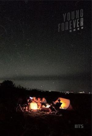 Young Forever Night Version Bts Kpop Coreano Envio Gratis