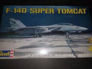 Avion Escala 1/48 F-14 Tomcat Revell Tamiya Italeri