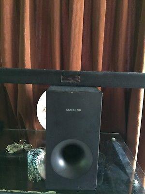 Barra de sonido Samsung Bluetooth Excelente sonido