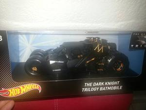 Batimovil Tumbler The Dark Knight Batmobile Hot Wheels