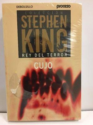CUJO, STEPHEN KING.