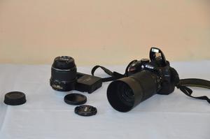 Camara Nikon Dmp Lentes  Y mm