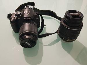 Camara Reflex Nikon D F/g &  F/4-5.6