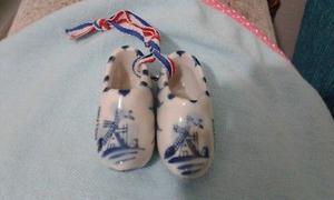 Estupendos suecos miniatura de porcelana