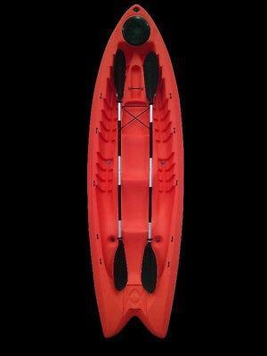 Kayak para 1 o 2 personas Sit On Top